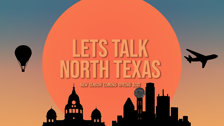 Lets Talk North texas revived.png