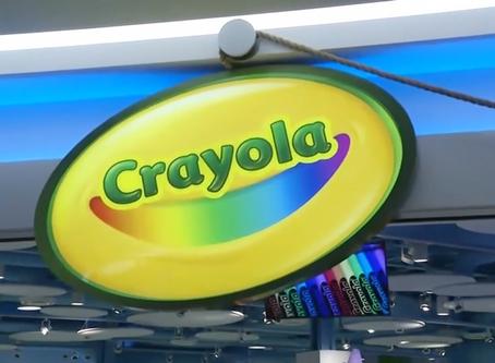 North Texas Roadtrip: Crayola Experience