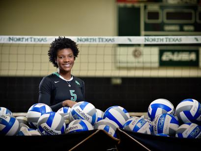 UNT Alumni Returns to Coach