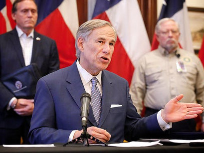 Governor Abbott reopens Texas