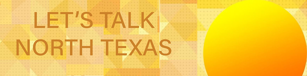 let's talk north texas banner