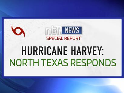 Hurricane Harvey: North Texas Responds