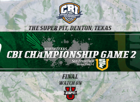 Mean Green Force Game 3 in CBI Championship