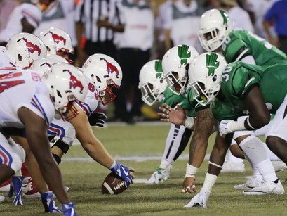 Seth Littrell and UNT ready for the Safeway Bowl against rival SMU