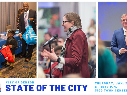 4th Annual Denton State of the City