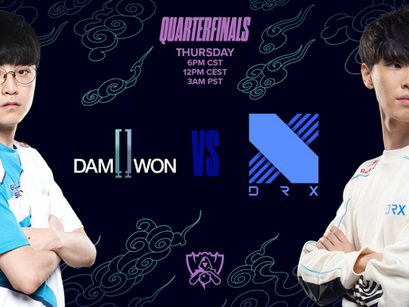 League of Legends World Championship quarterfinals conclude. A recap and preview of the semifinals