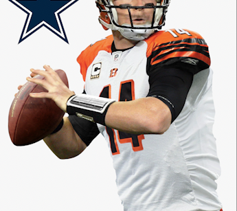 Dallas Cowboys sign Andy Dalton to one year deal