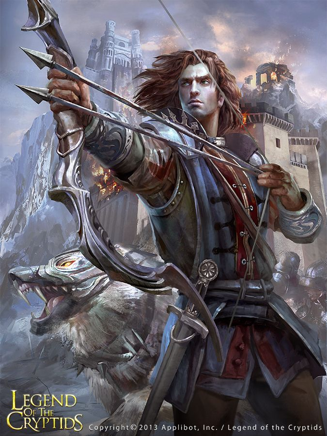 Meet The Character Drast Kaligula Of Anaerfell By Robertson And