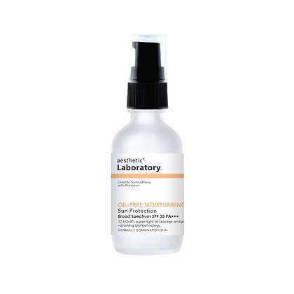 Oil-Free Moisturising Sun Protection AF65