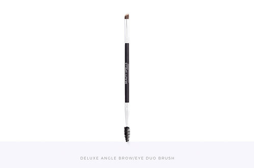 Deluxe Angle Brow/Eye Liner Duo Brush