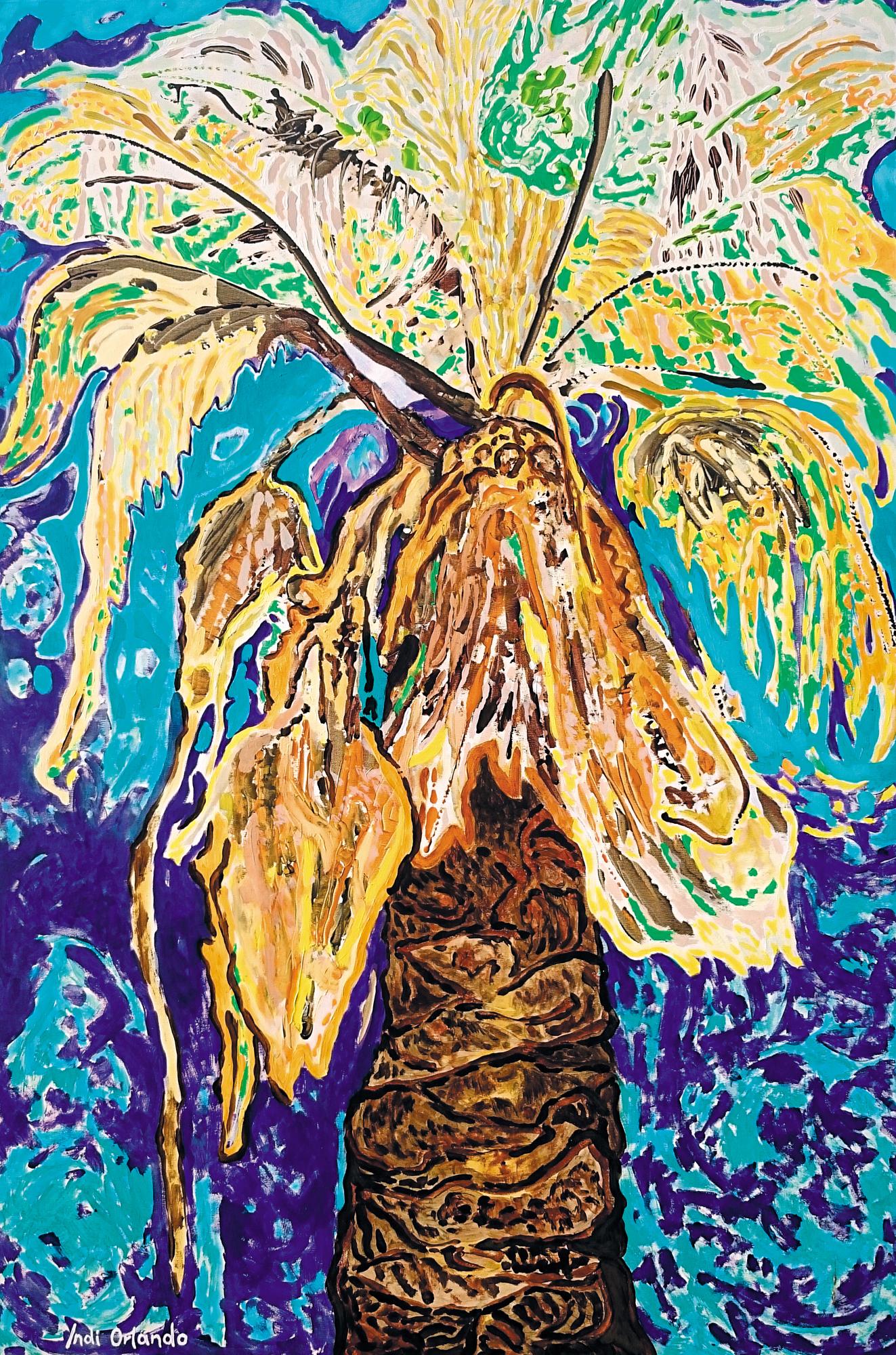 Palma - Odrodzenie / Palm - Reborn