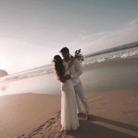 Mini Wedding em Noronha! Lu e Dé
