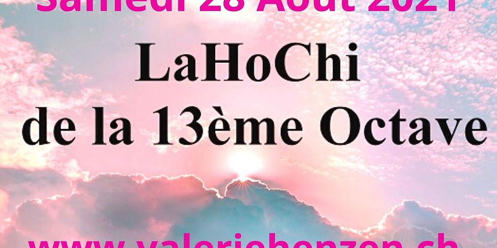 Formation LaHoChi 13th Octave Samedi 28 Août à Nyon