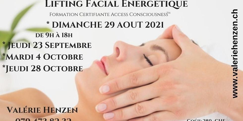 Access Lifting Facial Dimanche 29 Août 2021 à Nyon