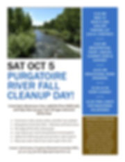 2019 Fall River Cleanup