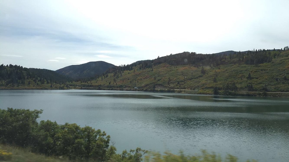 North Lake is a part of the Purgatoire River Watershed and is the source of water for the city of Trinidad, CO.