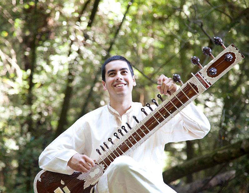 Arjun Verma, Sitar