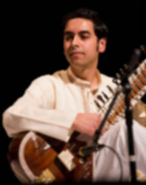 Indian Classical Musician Arjun Verma