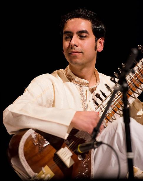 Indian Classical Musician Arjun Verma