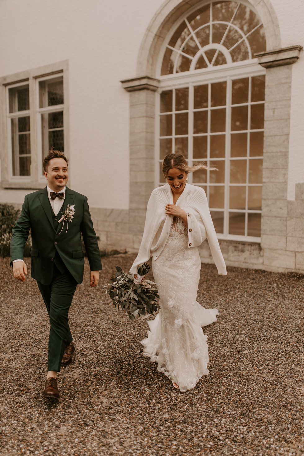 "Foto: www.natascha-wigert.ch Bridalstyling H & M: by me Haar und Ohrschmuck ""La Chia"" by me"