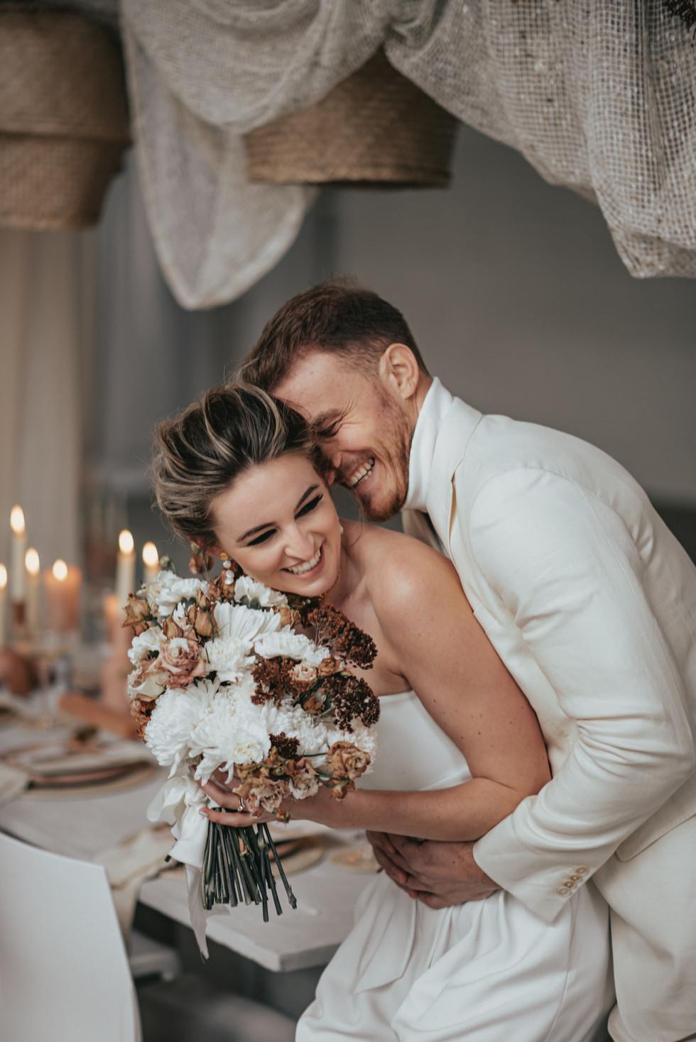 Design & Wedding Planner @nicolepleaseweddings Florist & Styling & Concept @myawina Dried Flowers @la.fleur.douce Photographer @kuenzli.photography  Videographer @gomango.weddingfilms Wedding Cake @a_cake_story_ Make up & Hair @isabelle.hair.and.makeup Hair Accessories @ladyschmuck Bridal Boutique @twosouls_bridal Gown & Cape @byromance Veil & Bridal Shoes @twosouls_bridal Head Band @aura_bridalwear Bridal Cover Up @isabelle.hair.and.makeup Groom Suit, Accessories & Shoes @eniline.ch Wedding Band @therayy Earrings @lamanojewellery Engagement Ring @sonjettis Stationary @blattpapier_ch Art Paintings @sky.art.paintings Furniture Rental @partyrentschweiz Decoration Rental @vonrock.de Accessories Rental @tautahome Bride @dinaambuehl Groom @yannik.beyeler Couple @dynannik Wedding Venue: Artist Atelier