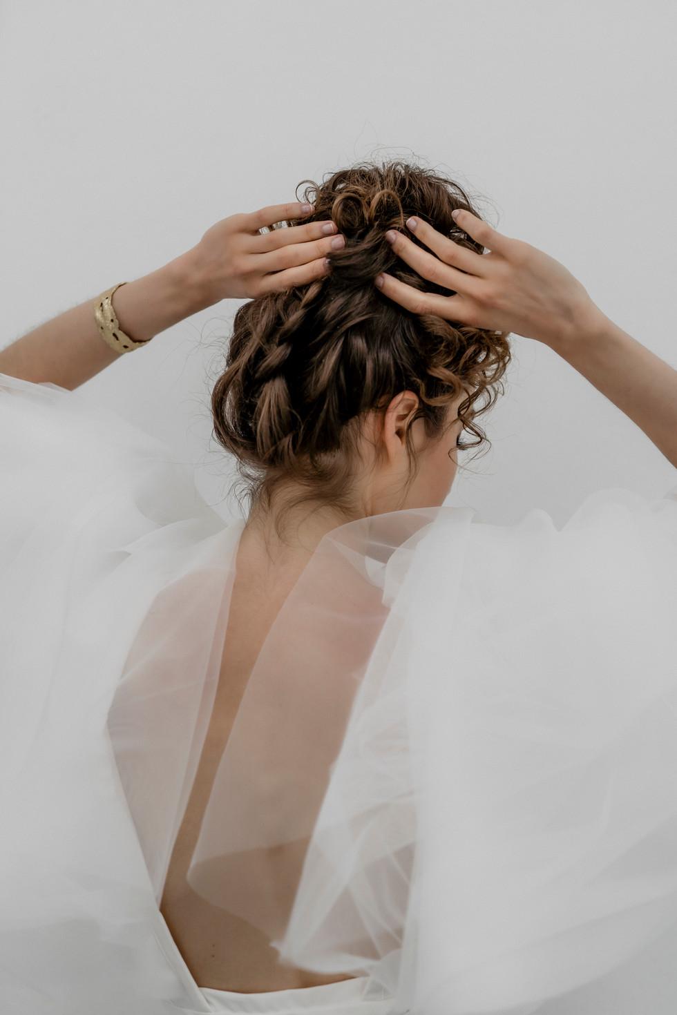 Florist & Styling & Concept @myawina Design & Wedding Planner @nicolepleaseweddings      Photographer @claudiafellino_fotografie Videographer @gomango.weddingfilms Make up & Hair @isabelle.hair.and.makeup Manicure @leninhaaaaaaaa Bridal Boutique @twosouls_bridal Gown by @murashkaofficial Bridesmaids Dresses: @piqyourdress Accessories @floramazona Stationary @nida.design_ Wedding Cake @a_cake_story_ Candles @dellaemmi Plates @tautahome Decoration Rental @lollos.ch Furniture Rental @partyrentschweiz Wedding Venue Provider: Loft in Basel Bride @ninachristins Bridesmaids @leatraub & @tatjana.seitz