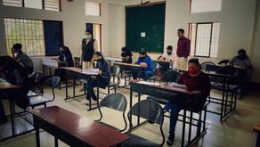 Offline Exams Post Covid Scenario