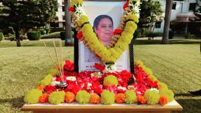 A Tribute to  our Beloved  Late Mrs Sunita Gajera