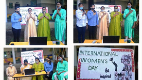 Pre Primary Women's Day Celebration 2021