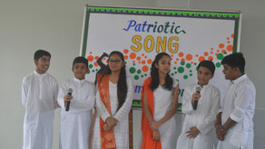 Patriotic Song Competition 2019