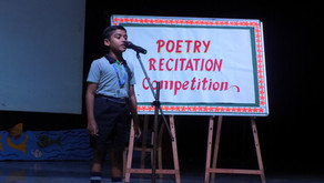 Poetry Writing Competition 2019