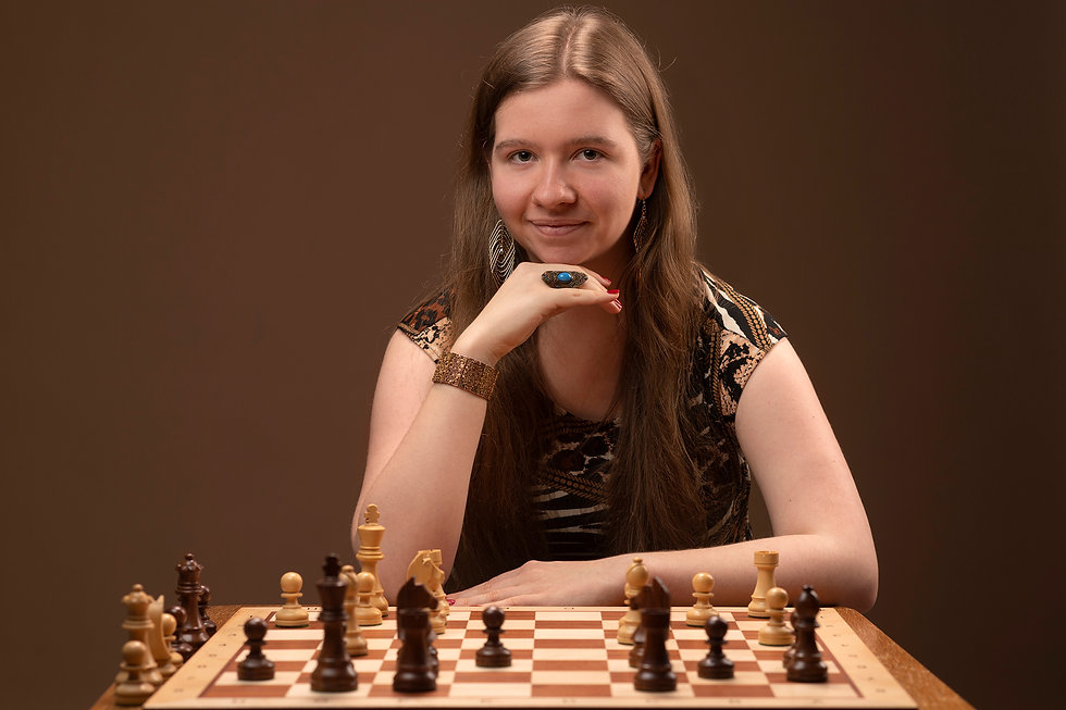 Lara Schulze Schachspielerin