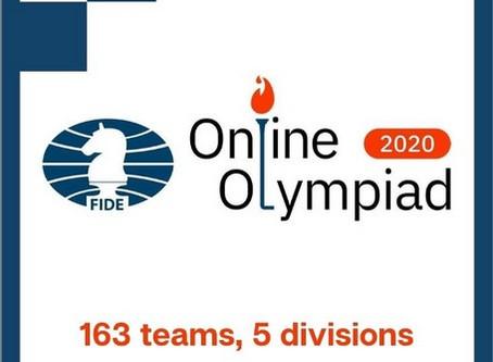 1.FIDE Online Olympiade: Mein Nationalmannschaftseinsatz in Corona-Zeiten