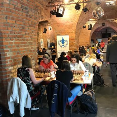 Deutsche Fraueneinzelmeisterschaft 2019 Magdeburg