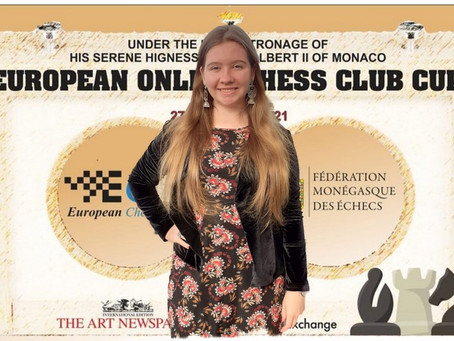 European Online Chess Club Cup 2021: Start heute um 14:30 Uhr
