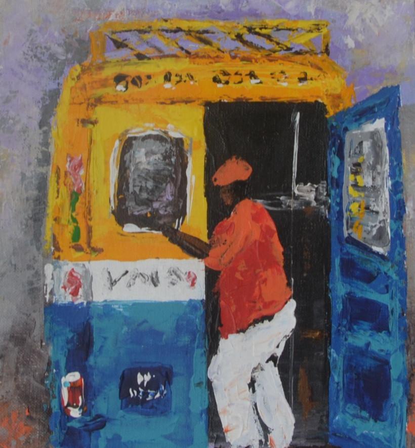 Apprenti - Ibou Diagne