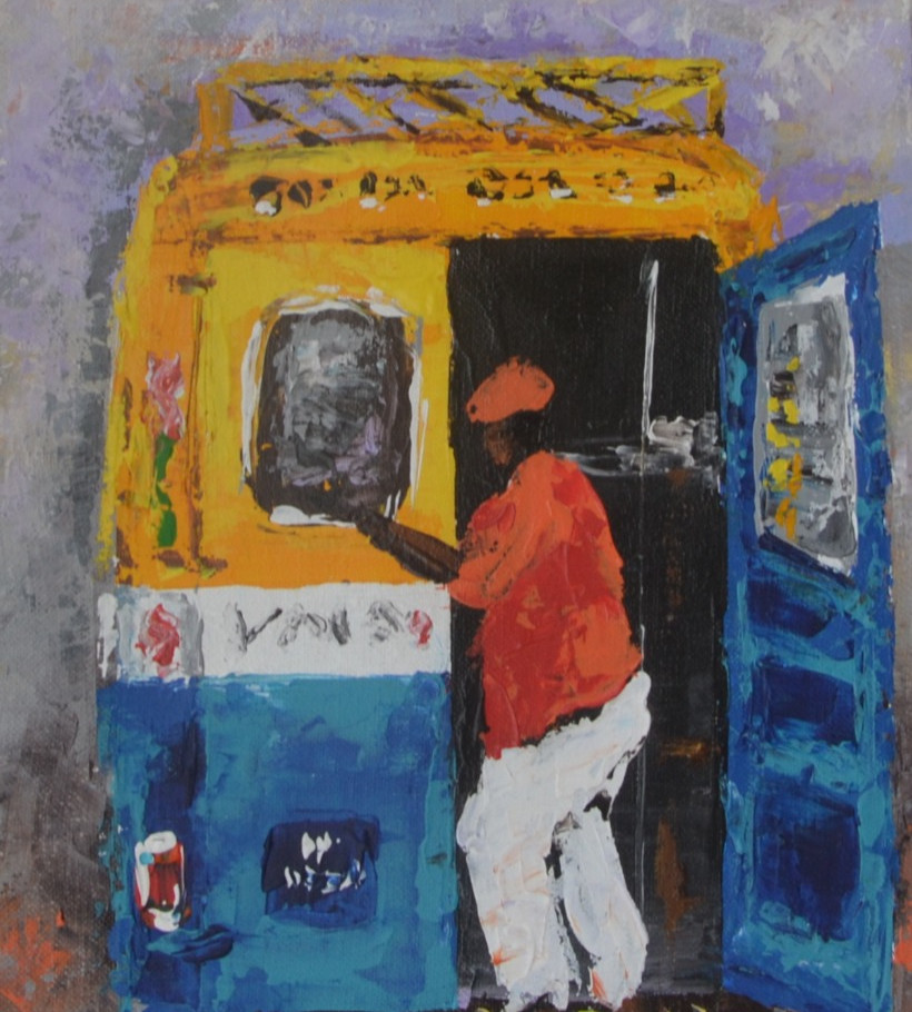 Apprentice - Ibou Diagne