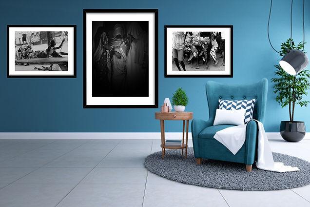 Décoration d'intérieur avec Jendalma Art & Design