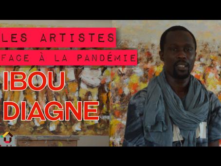 Ibou Diagne, un artiste face à la pandémie!