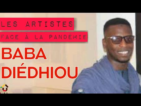 Baba Biédhiou, un artiste face à la pandémie!