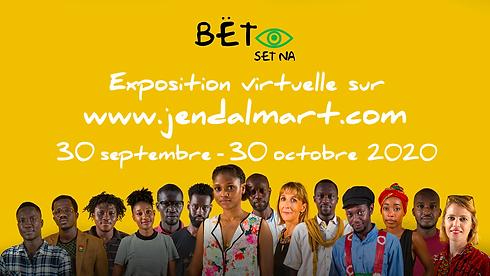Exposition Bët set na en ligne !