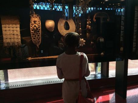 Escapade au Quai Branly: musée des arts et civilisations d'Afrique, d'Asie, d'Océanie et d'Amérique