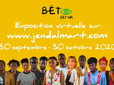 """L'exposition """"Bët set na"""" Ouvrons les yeux ! est en ligne"""