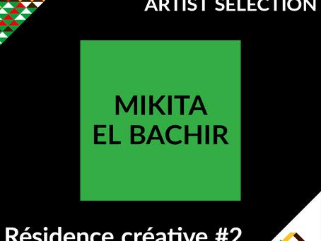 Mikita et El Bachir Diouf sélectionnés pour la Résidence créative #2