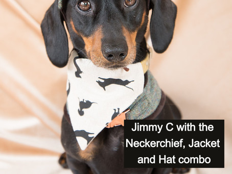 The first Jimmy C clothing range is here...