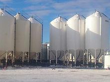 4200 Ton Sand Storage