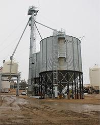 2200 Ton Storage Facility
