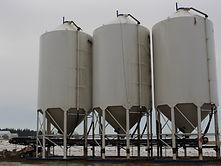 600 Ton Storage