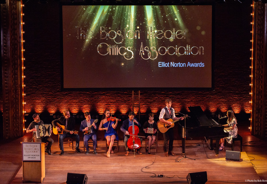 ENAs 2019 - Musical Performance by SpeakEasy Stage Company - ONCE - Photo by Bob Bond (1) - COPYRIGHTED