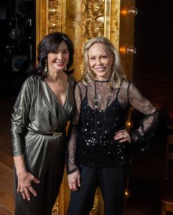 ENAs 2019 - Faye Dunaway with Joyce Kulh